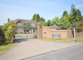 Thumbnail 6 bedroom detached house for sale in Babylon Lane, Lower Kingswood, Tadworth