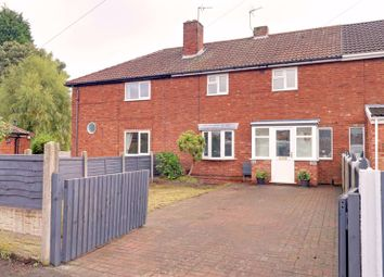 Thumbnail 3 bed terraced house for sale in The Croft Leys, Handsacre, Rugeley