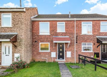 Thumbnail 3 bed terraced house for sale in Somerville Drive, Bicester