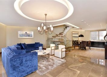 Thumbnail 5 bed terraced house for sale in Porchester Place, Hyde Park, London