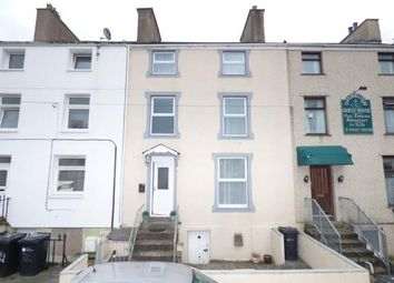 Thumbnail 7 bedroom terraced house for sale in London Road, Holyhead, Sir Ynys Mon