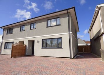 Thumbnail 3 bedroom semi-detached house for sale in Hillview Park Homes, Locking Road, Weston-Super-Mare