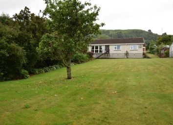 Thumbnail 3 bed detached bungalow for sale in Manse Road, Killin