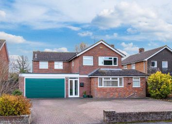 Thumbnail 4 bed detached house for sale in Earlswood Close, Aylesbury