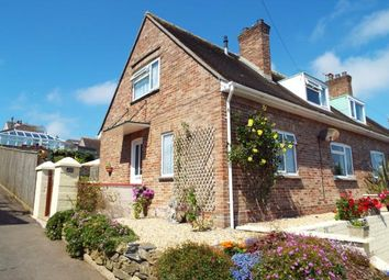 Thumbnail 3 bed end terrace house for sale in Salcombe, Devon