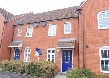 Thumbnail 2 bedroom terraced house to rent in Havisham Drive, Swindon, Wiltshire