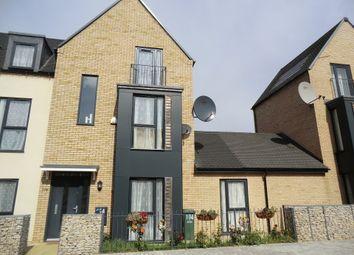 Thumbnail 4 bed semi-detached house to rent in Hayton Way, Milton Keynes