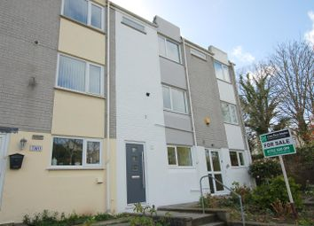 Thumbnail 4 bed terraced house for sale in Garfield Terrace, Stoke, Plymouth