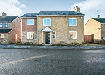 Thumbnail 5 bed detached house for sale in Newgate Street, Doddington, March