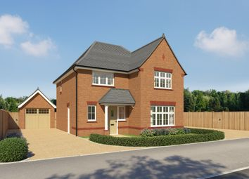 Thumbnail 4 bed detached house for sale in Plot 60 - The Cambridge, Marleberg Grange, Marlborough