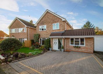 Thumbnail 3 bed link-detached house for sale in Beverley Close, Astwood Bank, Redditch
