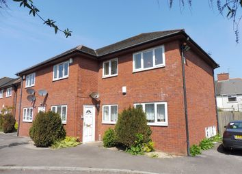 Thumbnail 2 bed flat for sale in Deemuir Road, Splott, Cardiff