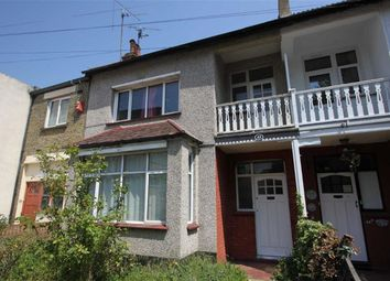 Thumbnail 4 bedroom terraced house to rent in Warrior Square, Southend On Sea, Essex