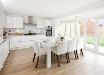 "Thumbnail 4 bedroom detached house for sale in ""Millford"" at Langaton Lane, Pinhoe, Exeter"