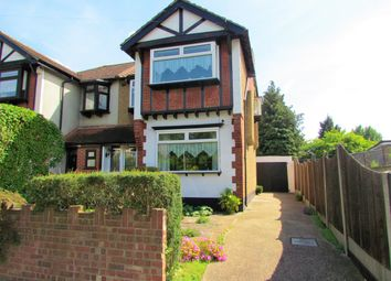 Thumbnail 3 bed semi-detached house for sale in Devonshire Road, Hornchurch, London
