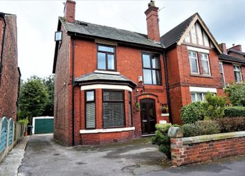 Thumbnail 5 bedroom semi-detached house for sale in Belgrave Road, Manchester