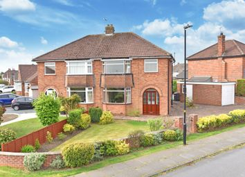 3 bed semi-detached house for sale in Hawes Road, Harrogate HG1