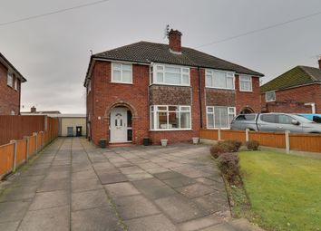 Thumbnail 3 bed semi-detached house for sale in Hubert Drive, Middlewich