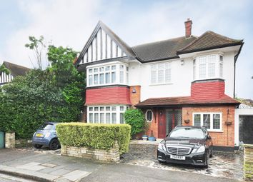 Thumbnail 5 bed semi-detached house to rent in Audley Road, Ealing, London
