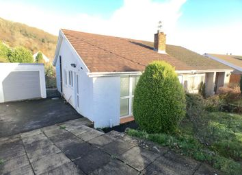 Thumbnail 2 bedroom semi-detached bungalow for sale in The Mews, Church Street, Llantrisant, Pontyclun
