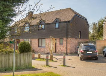 Thumbnail 3 bed semi-detached house to rent in Warmstone Close, Waddesdon, Aylesbury