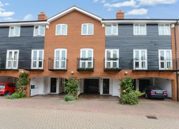 Thumbnail 3 bed town house to rent in Harvest Lane, Thames Ditton