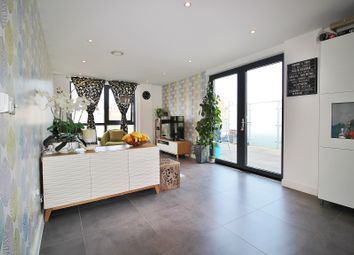 Thumbnail 3 bed flat for sale in Sapcote Trading Centre, High Road, London