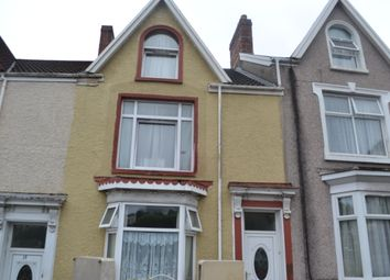 Thumbnail 4 bed terraced house to rent in Glanmor Road, Uplands, Swansea