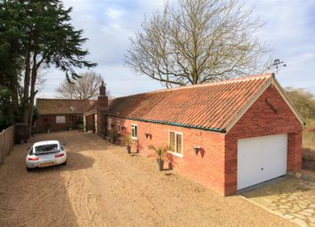 Thumbnail 4 bedroom property for sale in Frettenham, Norwich