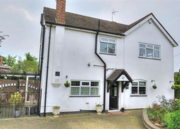 Thumbnail 2 bed cottage for sale in Desford Lane, Kirkby Mallory, Leicestershire