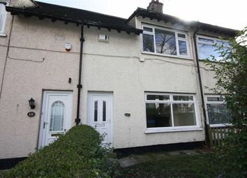 Thumbnail 2 bed terraced house to rent in James Reckitt Avenue, Hull