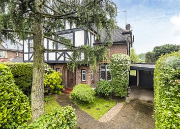 Thumbnail 3 bed semi-detached house for sale in Elmcroft Drive, Chessington