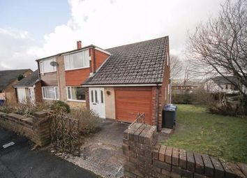 Thumbnail 2 bed semi-detached house for sale in Causey Foot, Nelson