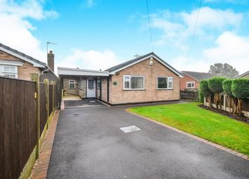 Thumbnail 2 bed bungalow for sale in Red Barn Close, Newton, Alfreton, Derbyshire