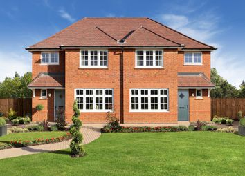 Thumbnail 3 bedroom semi-detached house for sale in Haslingfield Road, Barrington, Cambridgeshire