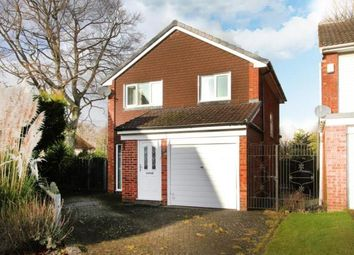 Thumbnail 3 bed detached house for sale in Hillside Drive, Chesterfield, Derbyshire