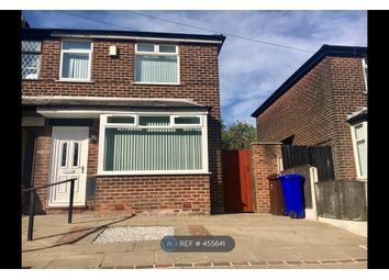 Thumbnail 2 bed end terrace house to rent in Herristone Road, Manchester