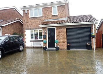 Thumbnail 3 bed detached house for sale in Bardon Crescent, Holywell, Whitley Bay