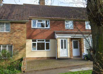 Thumbnail 3 bed terraced house to rent in Maple Green, Hemel Hempstead