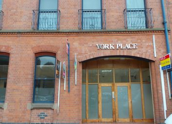 Thumbnail 1 bed flat to rent in York Street, City Centre, Leicester