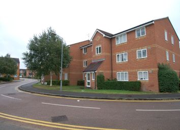 Thumbnail 1 bed flat to rent in Brindley Close, Wembley, London