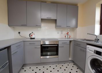 Thumbnail 2 bed flat for sale in Hamilton Court, Templemead, Witham