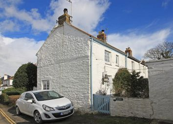 Thumbnail 1 bed cottage for sale in Churchtown Road, Gerrans, Portscatho, Truro
