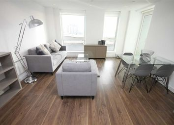 Thumbnail 3 bedroom flat to rent in The Heart, Salford Quays