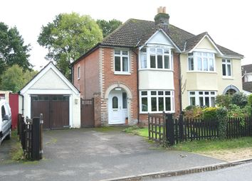 Thumbnail 3 bed semi-detached house for sale in Twiggs Lane, Marchwood, Southampton