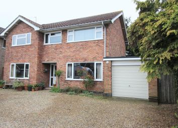 Thumbnail 4 bed detached house for sale in Taylor Avenue, Norwich