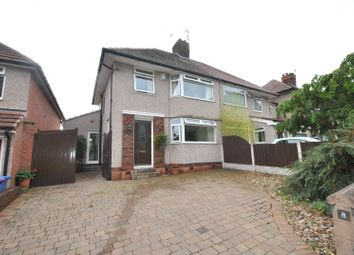 Thumbnail 3 bed semi-detached house for sale in The Heyes, Woolton, Liverpool