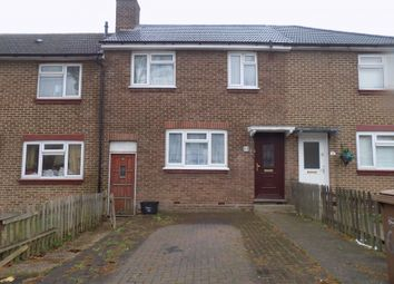 Thumbnail 3 bed terraced house to rent in Brooms Road, Luton, Bedfordshire