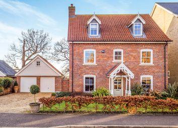 Thumbnail 5 bedroom detached house for sale in St Michaels Avenue, Aylsham, Norwich