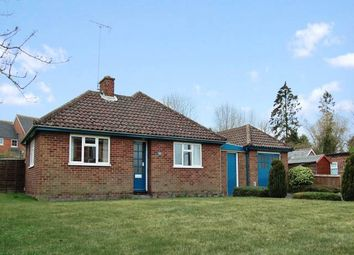 Thumbnail 3 bedroom bungalow to rent in Lambourn Woodlands, Hungerford